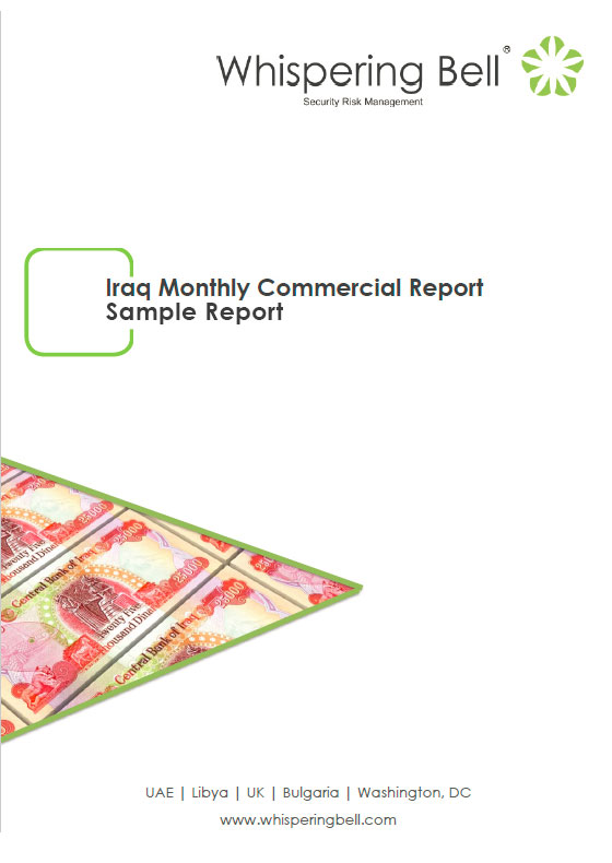 Iraq Monthly Commercial Report