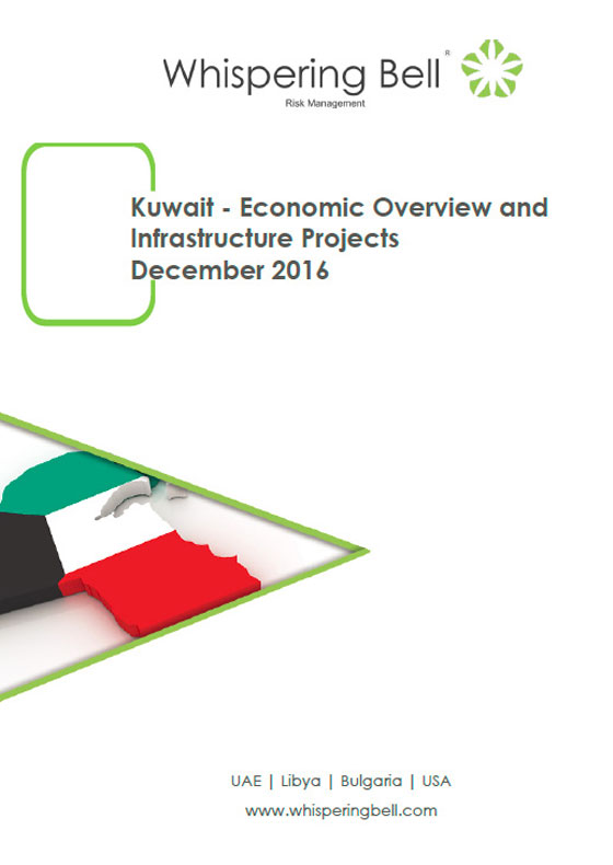 Kuwait – Economic Overview and Infrastructure Projects December 2016